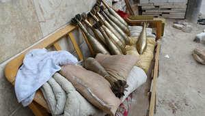 حذرت الأمم المتحدة من أن الأسلحة التي يمتلكها داعش تكفيه عامين للقتال