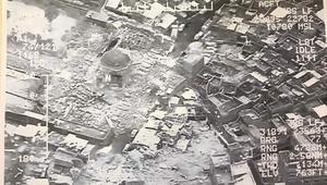 الجيش العراقي: داعش فجر مسجد النوري التاريخي في الموصل.. والتنظيم يتهم أمريكا