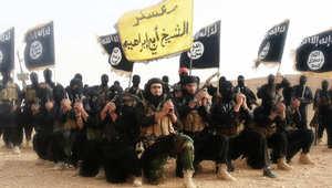 """عناصر """"داعش"""""""