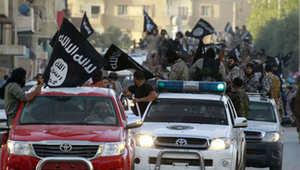 """زخم المكاسب الميدانية جذب مقاتلين جدد من أنحاء العالم للانضمام لـ""""داعش"""""""