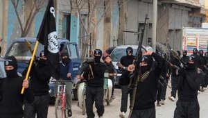 """المقر الرئيسي لـ""""داعش"""" في حلب"""