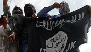 مليشيات من داعش ترفع راية الجماعة