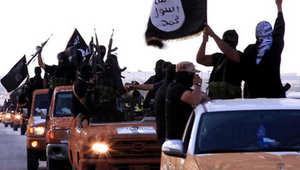 أعضاء تنظيم داعش