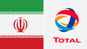 """إيران توقع صفقة ضخمة مع """"توتال"""" الفرنسية لتطوير مشاريع في حقل """"بارس"""" الذي تتشاركه مع قطر"""