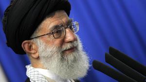 """خامنئي: المرحلة الراهنة هي """"مرحلة عزة"""" لإيران"""