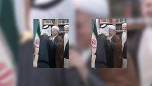 صور لقاء السفير السعودي مع رفسنجاني