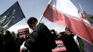 إيران من أبرز الدول الداعمة للأسد