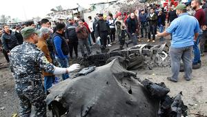 بغداد تتعرض لأولى هجمات 2017.. وداعش يعلن مسؤوليته
