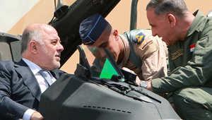 العبادي يأمر قواته الجوية بالاستعداد مع اقتراب انتهاء مهلته للانسحاب التركي.. وروسيا تستنفر مجلس الأمن