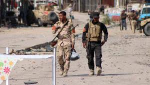 """العبادي يقيل 36 قائدا أمنيا بإجراءات لـ""""محاربة الفساد"""" بأوسع تحرك من نوعه منذ سقوط مناطق بيد داعش"""