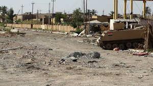 مصادر لـCNN: المسلحون يستردون وسط تكريت بعد معارك طاحنة والقوات الحكومية تنسحب إلى الجنوب