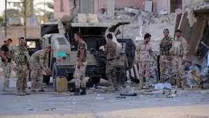 """مصادر أمنية لـCNN: الجيش العراقي ينسحب من قاعدة """"عين الأسد"""" بالأنبار ويحرق معداته بعد هجوم لداعش"""