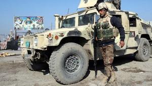 الفلوجة مازالت خارج قبضة السلطات العراقية