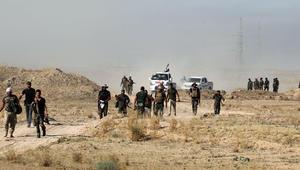 قوات موالية للحكومة العراقية تتقدم نحو مدينة الفلوجة