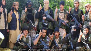 """اتهام """"الدولة الإسلامية"""" بذبح 41 من """"الحر"""""""
