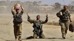 انسحبت القوات الإسرائيلية بالكامل من القطاع