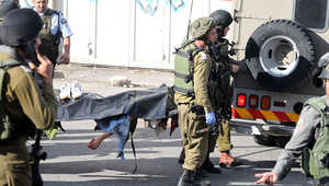 القوات الإسرائيلية تطلق النار على فلسطيني بالخليل حاول طعن جندي بثاني هجوم الخميس