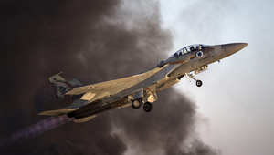 """إسرائيل تلتزم الصمت حيال غارات دمشق وأهدافها.. وسوريا تتهمها بدعم """"داعش"""" و""""جبهة النصرة"""""""