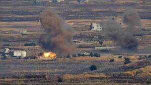 لليوم الثاني على التوالي.. إسرائيل تقصف مواقع سورية