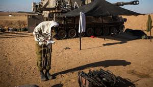 إسرائيل تحبط محاولة تسلل من نفق لحماس وسط دعوات لاجتياح بري.. بدء هدنة إنسانية وقتلى القطاع 227