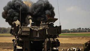 """إسرائيل تنفي انتهاء معارك """"الجرف الصامد"""" وحماس تعتبر خطاب نتنياهو إعلان هزيمة"""