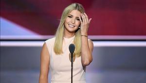 ابنة ترامب ترد على قضية التحرش الجنسي بفوكس نيوز