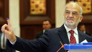إبراهيم الجعفري رئيس التحالف الوطني في البرلمان العراقي