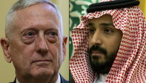 ماتيس يؤكد على أهمية السعودية لأمريكا في اتصال هاتفي مع الأمير محمد بن سلمان