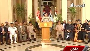 """صورة """"مصر 3 يوليو 2013"""": تعرف على من ترقى.. ومن ظل في منصبه.. ومن يغرد خارج الكادر"""
