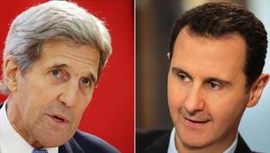 كيري يتوعد: إن لم يلتزم الأسد بالهدنة ستكون هناك عواقب واضحة.. ولا أعتقد أن النظام أو روسيا يريدان ذلك