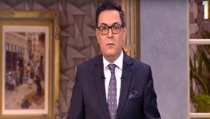 """ضجة في مصر بعد حبس الإعلامي خيري رمضان على خلفية روايته عن """"معاناة زوجة ضابط شرطة"""""""