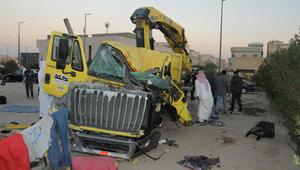 الداخلية الكويتية: القبض على مصري مؤيد لداعش صدم سيارة تقل 5 أمريكيين