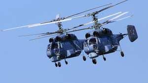 روسيا تعلن دخول سفينة تحمل مروحيات Ka-27 إلى المتوسط وتؤكد: سنقصف حتى يتقدم الجيش السوري