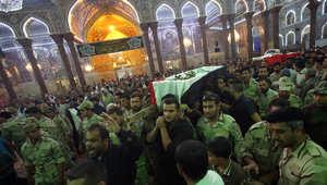 20 ألف متطوع لمنع سقوط بغداد وأنباء عن هجوم داعش على قاعدة قرب تكريت