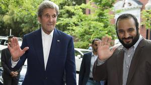 """كيري ومحمد بن سلمان: لا خلاف حول سوريا.. ولا تعليق حول بحث """"قضايا المثليين"""" بعد هجوم أورلاندو"""