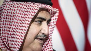 وزير خارجية البحرين: إذا أرادت قطر التصعيد فلكل حادث حديث