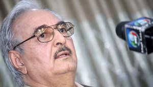 """الإخوان يدعون """"ثوار ليبيا"""" لاستكمال المعركة مع """"فلول القذافي وحفتر"""" بعد زيارة الثني للسيسي"""