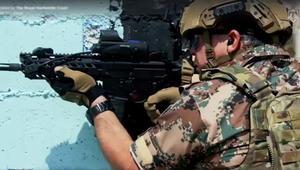 ملك الأردن يشارك في تدريبات عسكرية بالذخيرة الحية