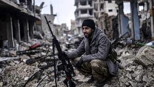 أمريكا وتركيا تتفقان على تدريب المعارضة السورية واتهامات لإيران وميليشيات شيعية بخوض معارك حلب ودرعا