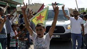 """القوات الكردية تتقدم نحو بلدة """"تل أبيض"""".. و""""تذمر"""" بين عناصر داعش بالمدينة بعد انقطاع الإمدادات"""