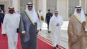 مبعوث أمير الكويت يتجه إلى السعودية ومصر حاملاً رسالتين إلى الملك سلمان والسيسي