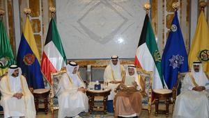 الكويت: الشيخ صباح يتسلم رسالة أمير قطر التي تشمل الرد على قائمة المطالب