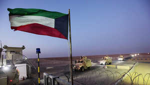 استنفرت وزارة الداخلية الكويتية قواتها بعد أنباء عن احتمال دخول قوات داعش للكويت