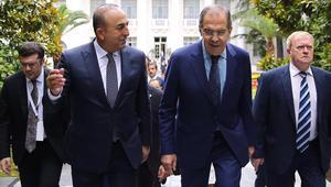 """لقاء """"تطبيع العلاقات"""" بين روسيا وتركيا.. ولافروف: لا خلاف حول تصنيف الإرهابيين في سوريا"""