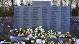 نصب تذكاري لضحايا التفجير