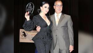 لبنان: عنوان بتلميحات جنسية لمجلة حول صورة ليال عبود يثير جدلاً واسعاً.. والفنانة ترد: قصدي شريف!