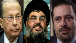 بعد يومين من دفاع عون عن الجماعة.. الحريري: نرفض امتلاك حزب الله للسلاح