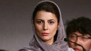 الممثلة الإيرانية ليلى حاتمي