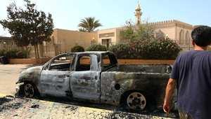 """ليبيا: معارك للسيطرة على مطار طرابلس و""""غرفة عمليات الثوار"""" تستنفر.. وتحذر حفتر"""