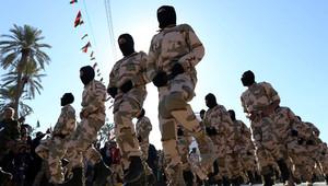 عناصر من الأمن الليبي